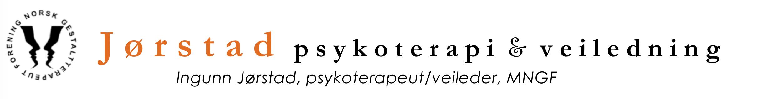 Jørstad psykoterapi & veiledning / Rosenkrantz' gate 10a, 0159 Oslo / tlf: 91536001 / epost: ingunn@psykoterapeut.no